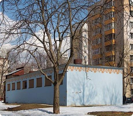 Студия Лебедева разработала орнамент для типовых построек. Изображение № 5.