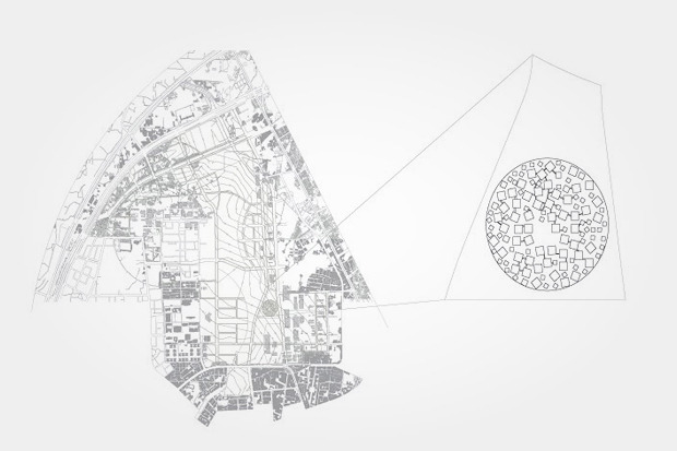 Иностранный опыт: 8 фантастических городских проектов. Изображение № 5.