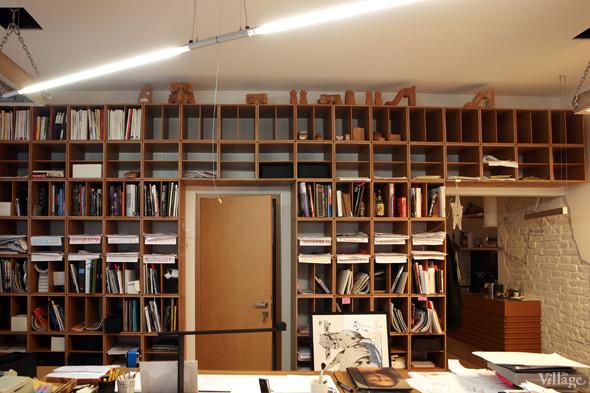Офис недели (Петербург): Архитектурная студия Вячеслава Гедуева. Изображение № 13.