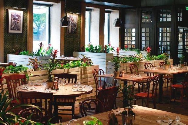 В Москве открылся ресторан Food&Wine. Изображение № 1.