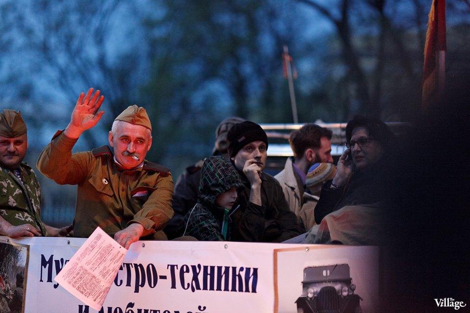 Фоторепортаж: День Победы в Петербурге. Изображение № 38.
