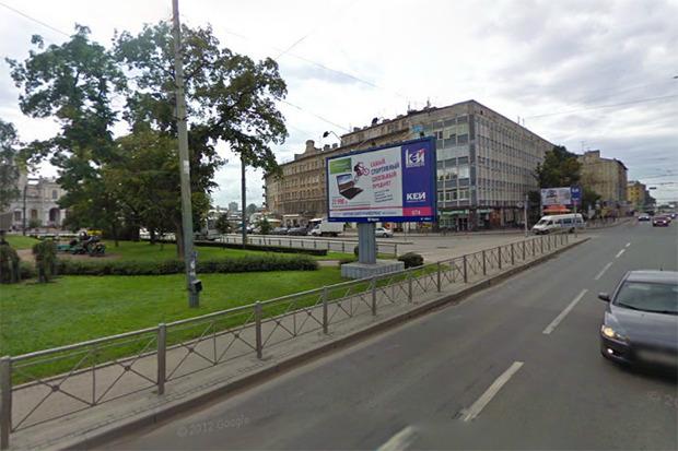 Территория вокруг Балтийского вокзала сейчас. Изображение № 9.