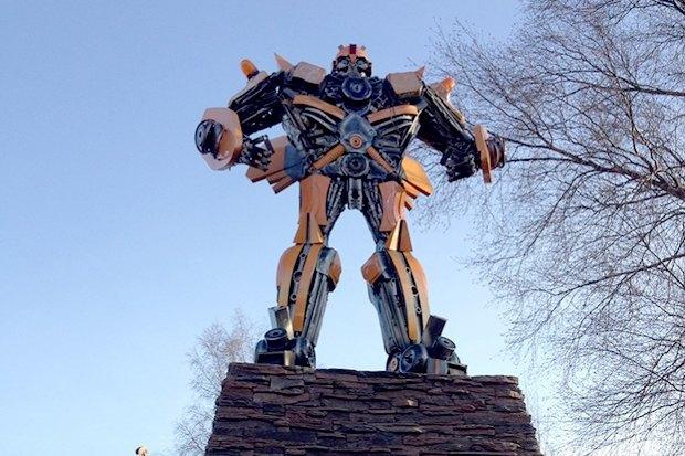 В Петербурге откроется «Музей восстания машин». Изображение № 1.