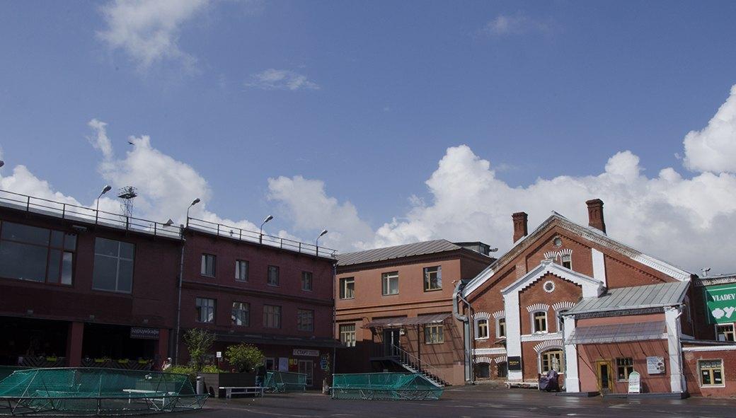 Центр современного искусства «Винзавод». Изображение № 18.