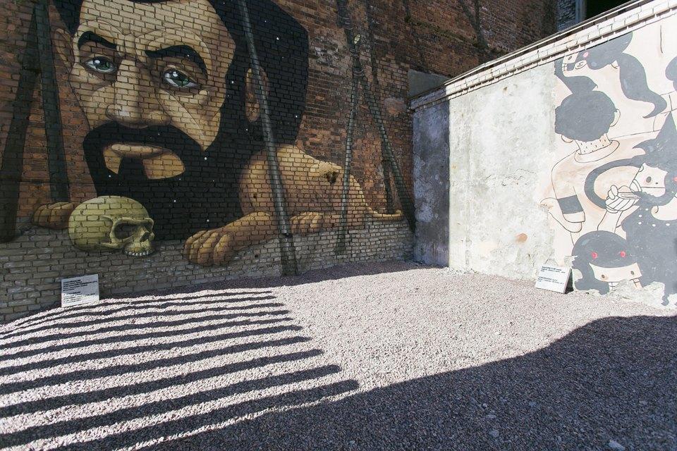 В Петербурге открылся Музей стрит-арта. Изображение № 20.