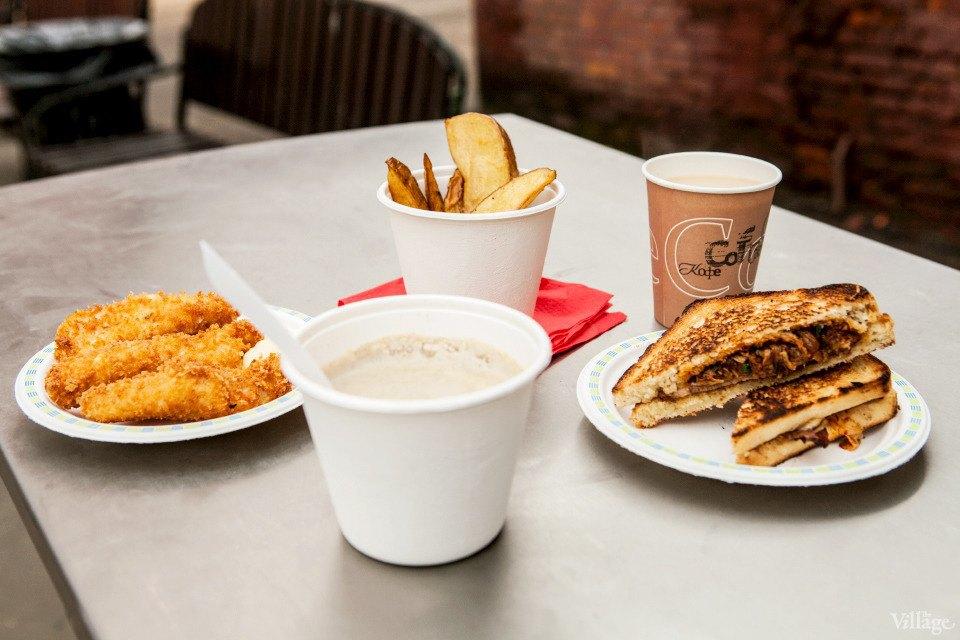 Еда в холода: Где поесть наулице зимой. Изображение № 7.