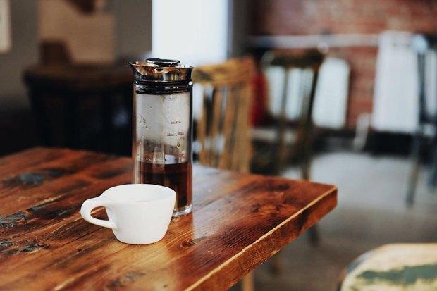 5 мест, где лучше всего пить кофе в Киеве новые фото