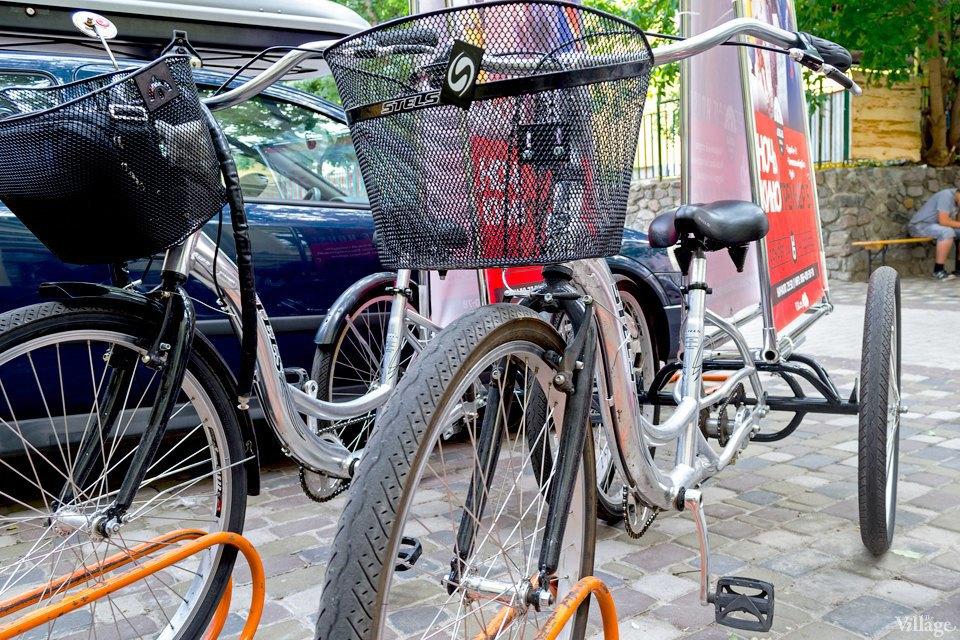 Сделано в Киеве: Велопрокат GreenGo Bike. Изображение № 9.