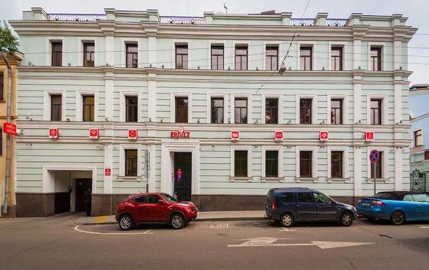 На «Курской» открылся хостел Privet Hostel. Изображение № 1.