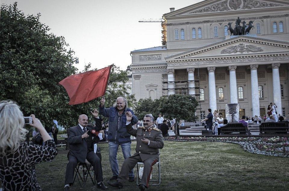 Камера наблюдения: Москва глазами Сергея Пономарёва. Изображение № 10.