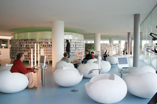 Прямая речь: Идеолог «Открытой библиотеки» — об американо и свежей прессе вчитальных залах. Изображение № 16.