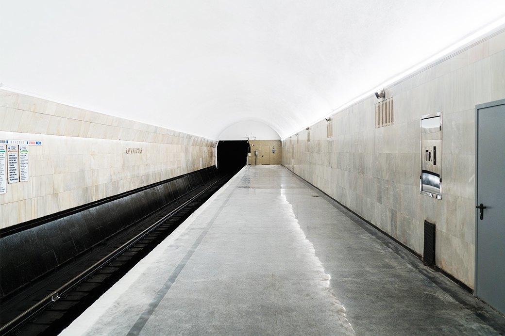 Обновлённая станция метро «Бауманская». Изображение № 10.