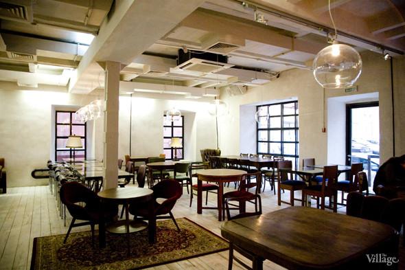 Новое место: кафе и бар «Продукты». Изображение № 1.