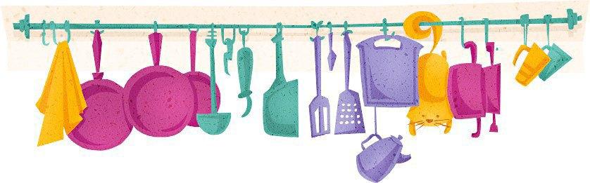 Домпросвет: Как преобразить кухню. Изображение № 11.