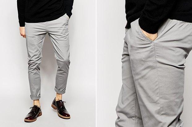 Где купить брюки чинос: 6вариантов от 2 до8 тысяч рублей. Изображение № 2.