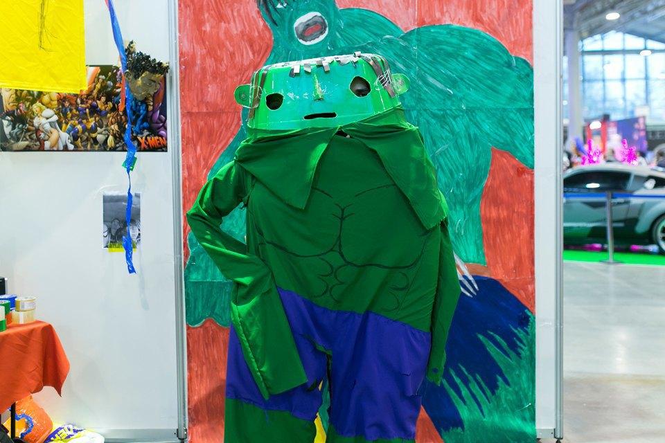 10самых смешных костюмов сAVAExpo. Изображение № 6.