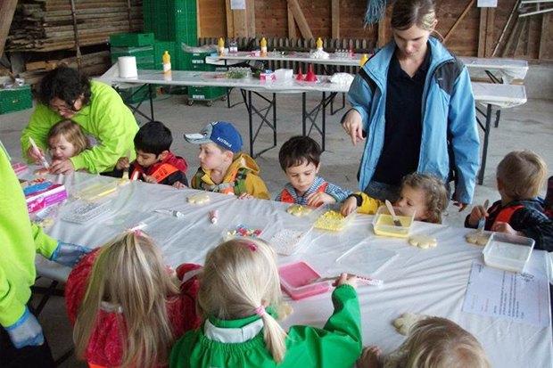 Иностранный опыт: Чем занимаются малыши в детских садах Осло, Брюсселя, Парижа и Цуга. Изображение № 23.