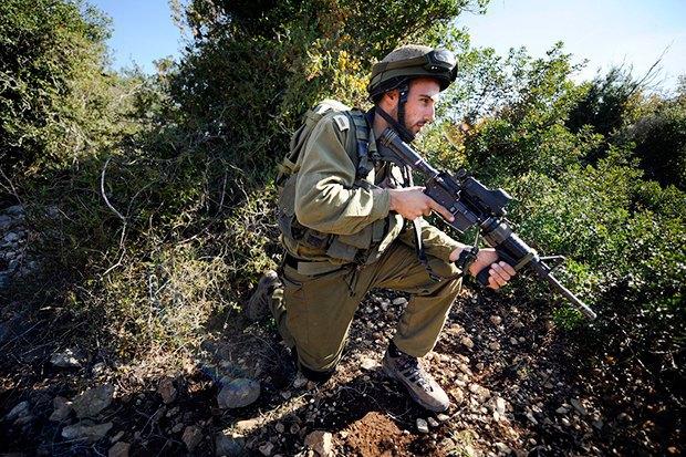 Как у них: Жители Израиля, Дании, Германии, Греции, США — о службе в армии. Изображение № 1.