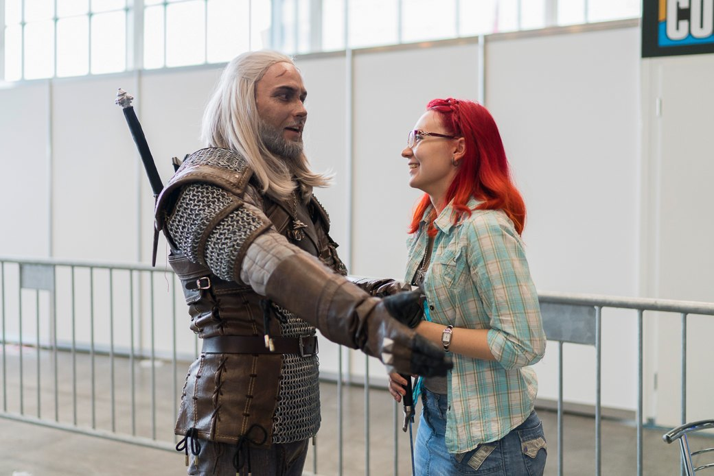 Фрики и гики: Как прошёл второй московский Comic Con. Изображение № 35.
