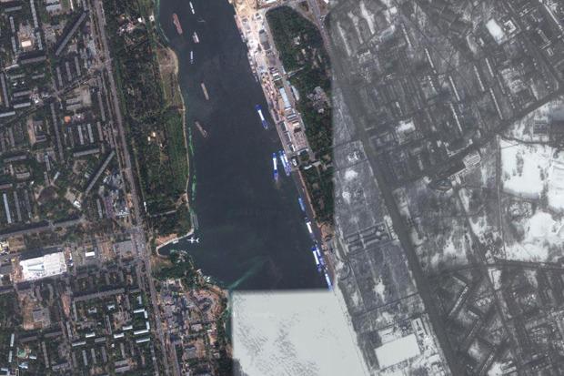 Цитата дня: Google про обновлённую карту Москвы. Изображение № 1.