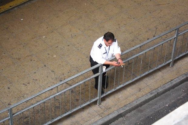 Итоги недели: Городской велопрокат, платная парковка, запрет курения и скамейки из Вены. Изображение № 4.