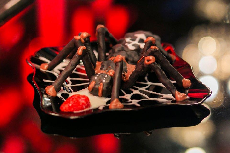 Хоррор-ресторан Bat & Blood. Изображение № 20.
