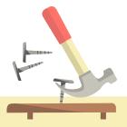 Своими руками: Обновить обивку старого кресла. Изображение № 4.