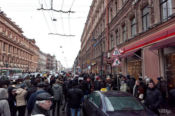 Онлайн-трансляция (Петербург): Митинги за честные выборы. Изображение № 61.