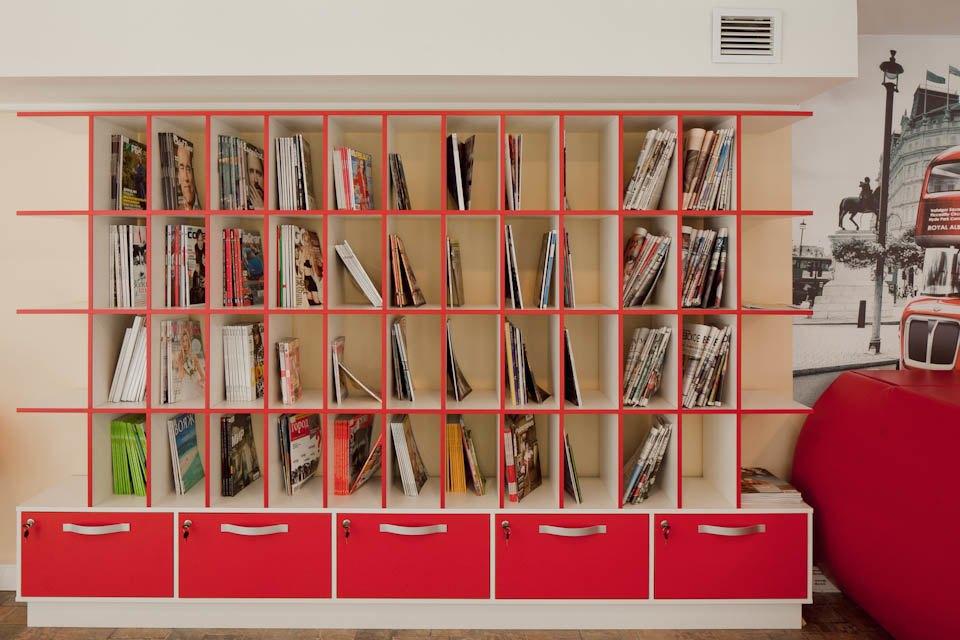 Как выглядит самая модная библиотека Петербурга М-86. Изображение № 11.