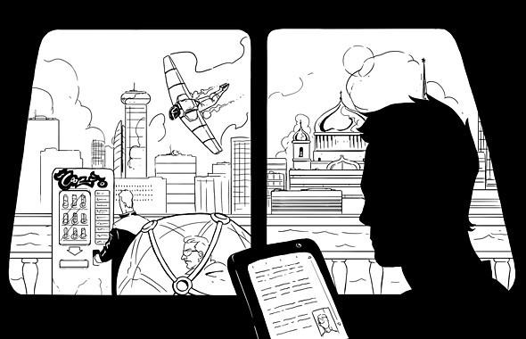 Как в сказке: Детские писатели-фантасты о городах будущего. Изображение № 23.