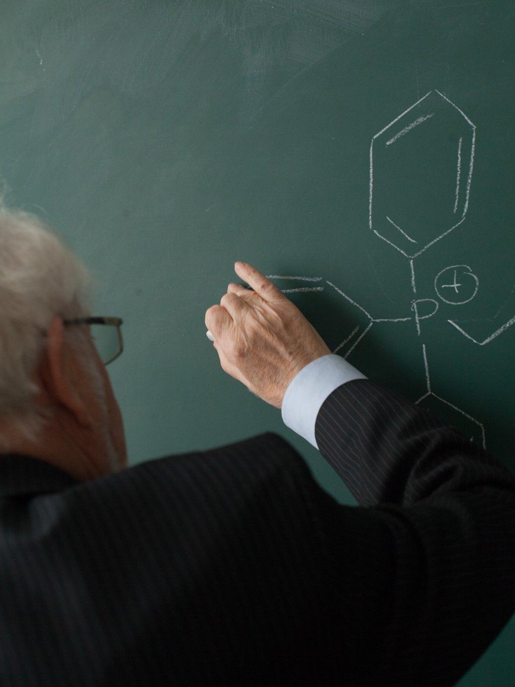 «Болезнь, которую можно лечить»: Владимир Скулачёв—о лекарстве от старости. Изображение № 3.