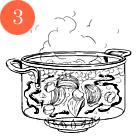 Рецепты шефов: Плов «Фисинджан». Изображение № 6.