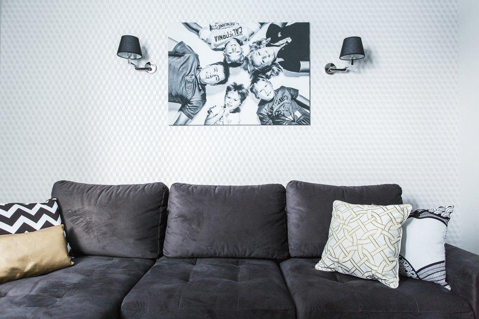 Трёхкомнатная квартира для большой семьи вВидном. Изображение № 10.