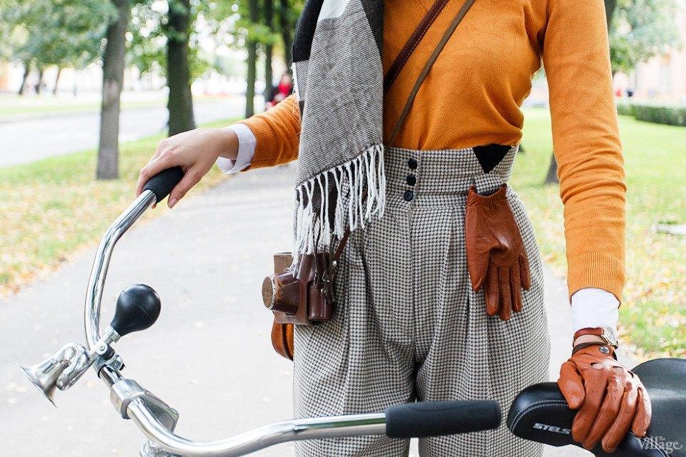 C твидом на город: участники веловояжа в Петербурге о ретро-вещах. Изображение № 2.