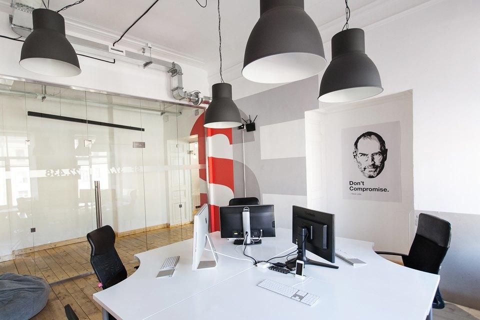 Офис IT-компании в бывшей коммуналке. Изображение № 25.