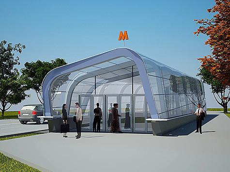 Изображение 2. Станцию «Новокосино» откроют в сентябре 2012 года.. Изображение № 2.