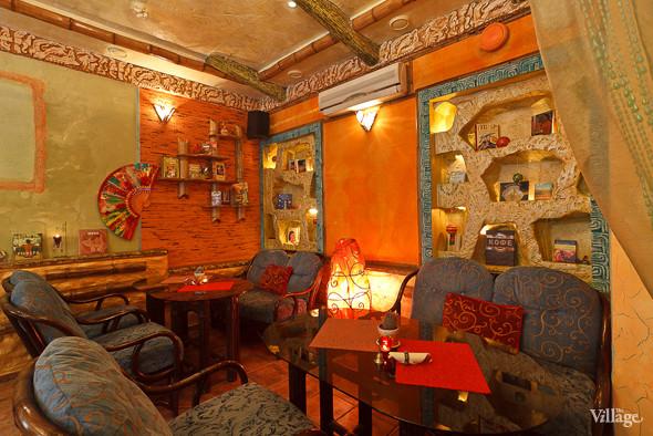 Новое место (Петербург): Вегетарианская кофейня «Фрида». Изображение № 26.