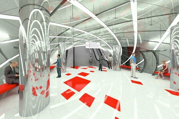 Проект архитектурной мастерской Arch Group. Изображение № 2.