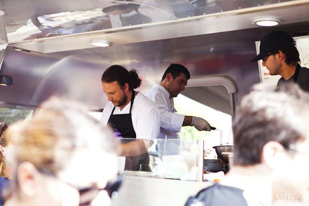 Полевая кухня: Уличная еда на примере Пикника «Афиши». Изображение № 9.
