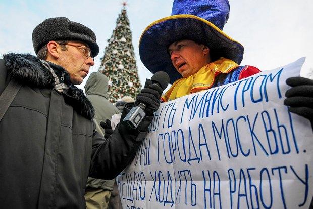 Арт-хаос: Кто противостоит Сергею Капкову. Изображение № 3.