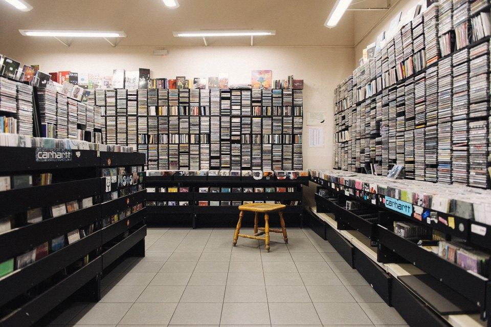 Последние музыкальные магазины— освоём будущем. Изображение № 22.