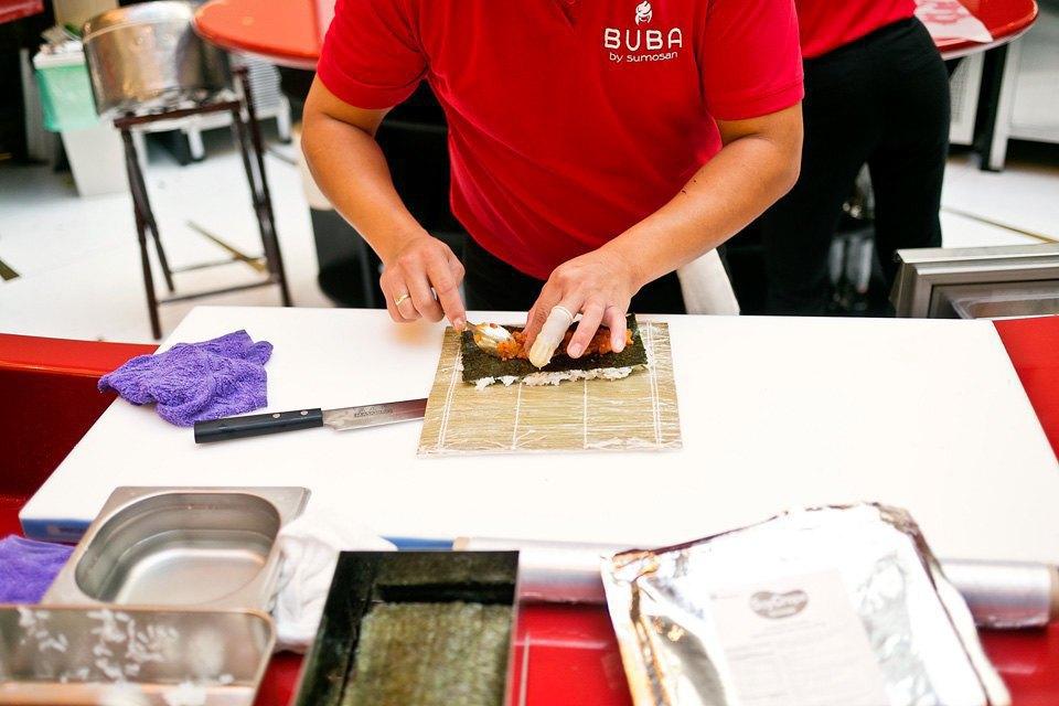 Суши-бар Buba bySumosan. Изображение № 5.