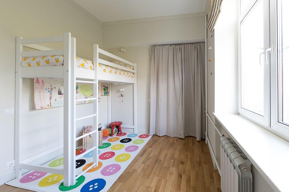 Функциональная квартира сбюджетным ремонтом для мамы идочери. Изображение № 15.