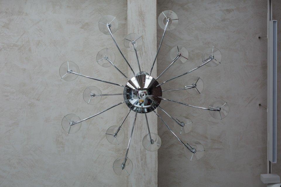 Двухуровневый лофт для семьи изтрёх человек. Изображение № 13.