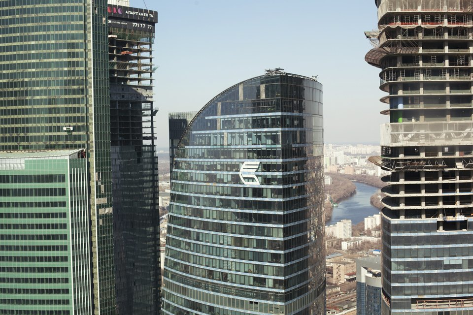 Как моют окна насмотровой площадке «Москва-Сити». Изображение № 7.