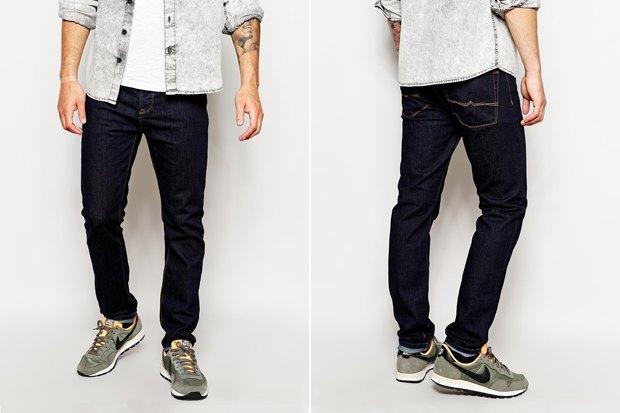 Где купить мужские джинсы прямого кроя: 9вариантов от 1655рублей до 13тысяч. Изображение № 4.