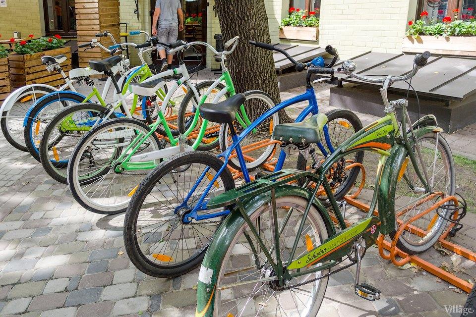 Сделано в Киеве: Велопрокат GreenGo Bike. Изображение № 5.