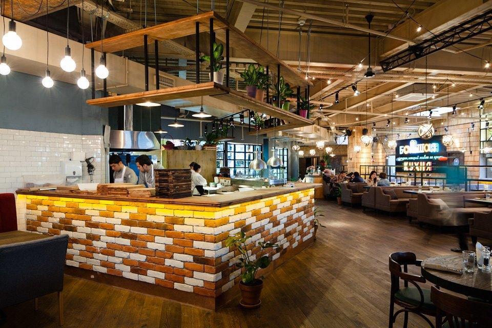 Ресторан «Большая кухня» в«Галерее». Изображение № 5.