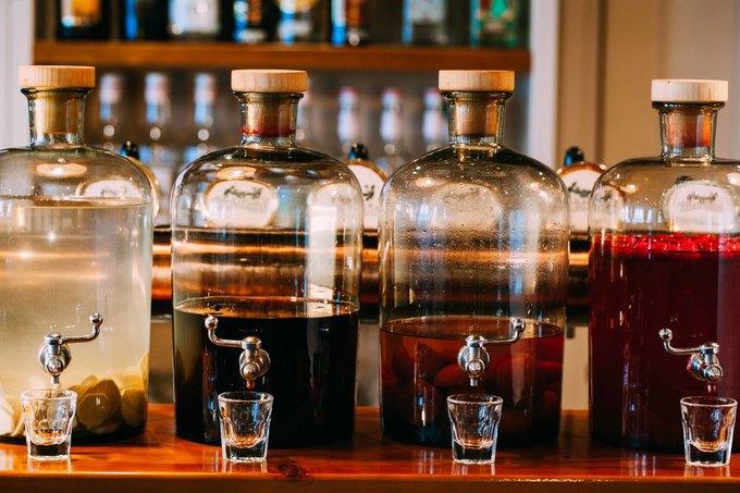 НаБелинского открылся бар «Пиворама» . Изображение № 1.