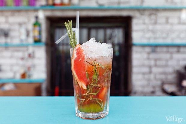 Грейпфрутовый слинг с розмарином – 280 рублей. Изображение № 15.